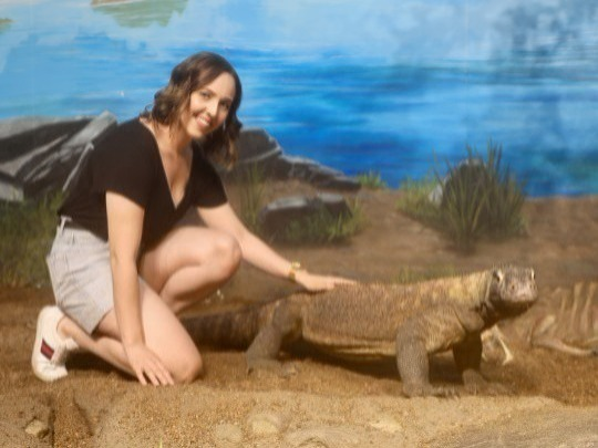 This 20-minute experience will take you inside our Komodo dragon enclosure with a keeper where you can ask questions one-on-one and have a personalised experience meeting either Kraken or Daenerys the Komodo dragon. 