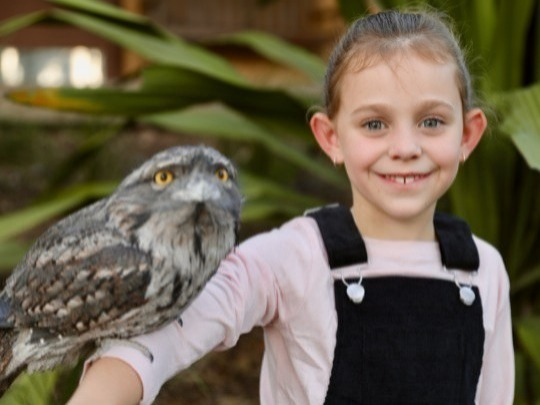 **Little K2K is SOLD OUT for the April 2021 School Holidays**  Calling all aspiring zoo keepers! We've got some exciting news for 7-12 year olds! Our Little Kids 2 Keeper program is guaranteed to entertain and educate kids who are itching to experience a behind the scenes look at a day in the life of a zoo keeper.   • PLEASE NOTE: The Australian Reptile Park is accepting Discover NSW Vouchers but they CANNOT be redeemed online or over the phone. To use your Discover NSW Voucher at the Park, please visit us in person to redeem them at Reception or the Gift Shop. If you purchase admission or an experience online, you will not be entitled to a $25 refund in exchange for your Discover NSW voucher •